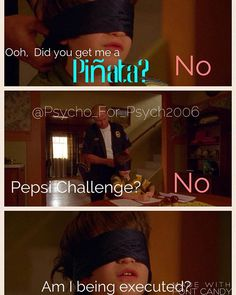 Shawn had such an interesting childhood that escalated quickly! Psych Memes, Psych Quotes, Psych Tv, Tv Quotes, Movie Quotes, Tv Memes, Best Tv Shows, Best Shows Ever, Movies And Tv Shows