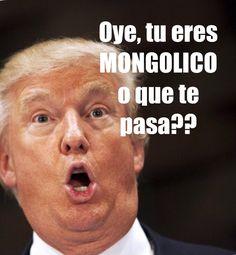 Ser un Mongolico cubano