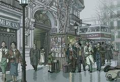 'El invierno del dibujante' Paco Roca