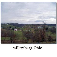 Dresden, just east of Columbus in Muskingum County. Any basket collector of any sort will tell you stories about Dresden as the home of Longaberger Baskets Click to see my review of this fine B & B.