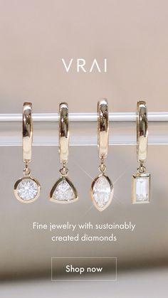 Ear Jewelry, Cute Jewelry, Diamond Jewelry, Gold Jewelry, Jewelry Box, Jewelery, Jewelry Accessories, Jewelry Design, Best Friend Jewelry