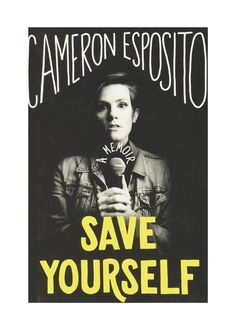 13 New LGBTQIA+ Books That Are Perfect for Pride Month Reading (and Beyond) | Cameron Esposito once had dreams of becoming a priest—instead she wound up on the stage as a queer standup comedian. She shares her journey and it's filled with both charming, hilarious, and cringe-worthy personal anecdotes, this is a book anyone can relate to—especially if you've ever been an awkward, closeted teen. #realsimple #bookrecomendations #thingstodo #bookstoread