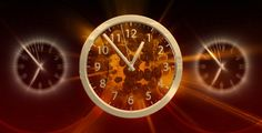 Passing Time Background - Clock 60 (HD)
