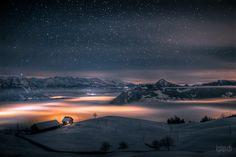 """House above the clouds"" de David Kaplan (Flickr)"