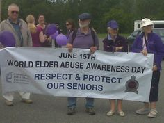 World Elder Abuse Awareness Day-JUNE 15th, 2015- MONDAY ABOUT | TOOLS & TIPS | GET INVOLVED | EVENTS | NEWS