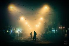 A Foggy Night in Krakow - A Foggy Night in Krakow