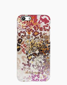 Shop our leopard print iPhone 6 cover designed by Sacha Kreeger.