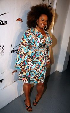 beautiful Jill Scott