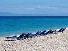 Kokkari, Samos Island, Greece, April 2016