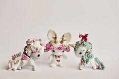 Mijbil Creatures, so kawaii !!! I'm in love !
