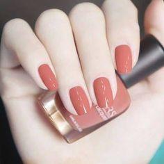 Best Nail Polish Colors of 2020 for a Trendy Manicure Stylish Nails, Trendy Nails, Cute Nails, Nails Ideias, Gel Nails, Acrylic Nails, Coffin Nails, Nail Paint Shades, Pretty Nail Colors
