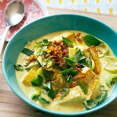 Tofu curry and other tofu recipes
