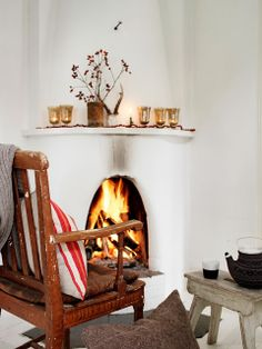 All I want for Christmas is Peace (world...) and calm and cozy time.