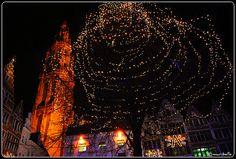 Mercado de Navidad de Amberes, Bélgica