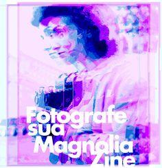 Fotografe sua Magnolia Zine e envie pra gente - Bibliotecas do Brasil Zine, Magnolia, Cultural, Movie Posters, Fictional Characters, Rock, Brazil, Libraries, Envy