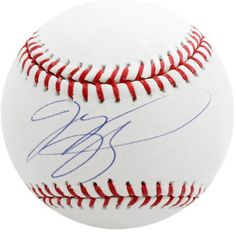 Mike Piazza Autographed Baseball - JSA #SportsMemorabilia #NewYorkMets #SweetSpot