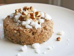 Banana Bread Quinoa Flake Bake