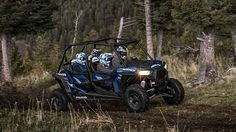 New 2016 Polaris RZR® 4 900 EPS ATVs For Sale in Michigan. 75 hp ProStar® 900 engine FOX Performance Series 2.0 Podium X shocks 13.2 in. rear suspension travel Dimensions: - Wheelbase: 106.5 in. (270.5 cm)