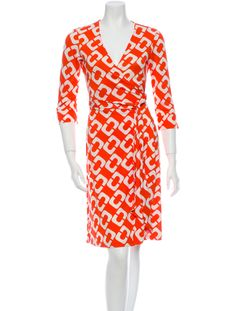 Diane von Furstenberg Wrap Dress-wish I had saved mine from the early '80's