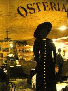 Osteria ai Preti, Interrato Acqua Morta 27, Verona
