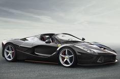 フェラーリ ラフェラーリ・オープン・トップ・バージョン|Ferrari LaFerrari Open-Top Version