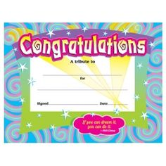 1000 Images About Certificate Awards And Letters Kids