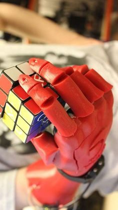 Bristol-born Joel Gibbard of Open Bionics set out to make low-cost robotic hands that amputees would want to show off after he became terrified as a teenager about what would happen if he one day lost a hand