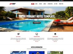 The magnificent JSN Sky layout will transform your lodging sites into a delightful perfect work of art that runs easily and richly. Yet, it can serve for any sort of site that needs a spotless, cleaned and adorable plan. Take a plunge into a standout amongst the most capable Joomla hotel layouts! Free–Download Now Checkout …