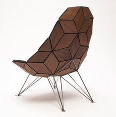 Mosaic chair | Jonas Nielsen