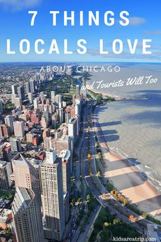 Chicago is a fun city to visit with kids. Here, a local mom and family travel blogger gives tips on lesser known attractions that kids and families are sure to enjoy on  a weekend or longer visit. thanks to @kidsareatrip. Chicago with kids. Chicago weeken