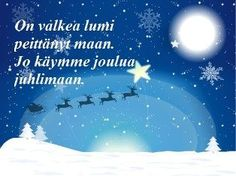 Tulostettavat runokortit joulukortteihisi Christmas Quotes, Christmas Greetings, Christmas Cards, Christmas Decorations, Xmas, Hobbies And Crafts, Gift Tags, Gifts, Christmas