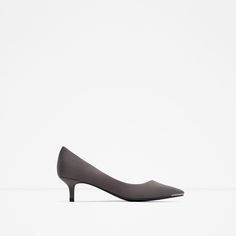 MID HEEL SHOES-View all-Shoes-WOMAN | ZARA United States