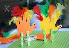 Thanksgiving Craft Idea :)