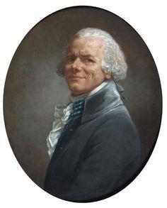Autoportrait by Joseph Ducreux