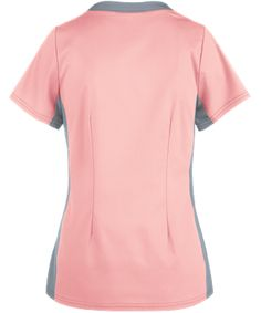 Fitted, flattering, and flexible, wear the UA Butter-Soft STRETCH Contrast Fashion Scrub Top. Find great stretch scrub tops at Uniform Advantage today! Uniform Advantage, Scrub Pants, Scrub Tops, Ua, Stretch Fabric, Scrubs, Stretches, High Fashion, Contrast