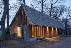 Gallery of The Sixteen-Oak Barn / HilberinkBosch architects - 8