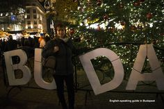 Christmas fair in the heart of Budapest