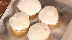 Try this Baked Alaska Mince Pies recipe by Chef Antony Worrall Thompson.