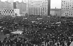 Un día como hoy 2 de octubre, pero del año de 1968 cientos de estudiantes y ciudadanos fueron asesinados por el gobierno cuando qu #2deOctubreNoSeOlvida #CDMX #México #Tlatelolco