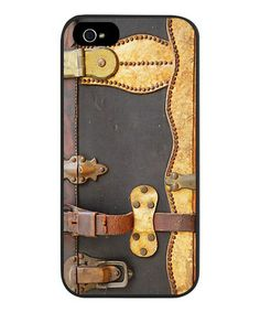 Love this Antique Valise Case for iPhone 5/5s on #zulily! #zulilyfinds