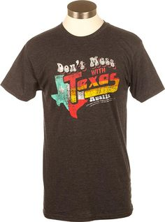 Don't Mess With Austin Texas T-Shirt | University Co-op