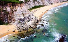Praia do Taípe, Arraial d'Ajuda, Bahia