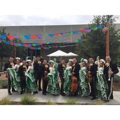 Performed at Burbank Studios for Cinco de Mayo alongside these great Mariachis! Ballet de Sally Savedra!  A Rich, Dynamic Mexican Folklorico and Classical Spanish Dance Company! Available for classes, events, and performances http://balletdesallysaved.wix.com/bdsallysavedra
