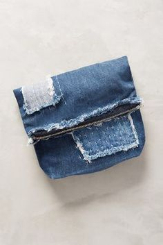 Anthropologie Patchwork Denim Pouch https://www.anthropologie.com/shop/denim-patchwork-clutch?cm_mmc=userselection-_-product-_-share-_-40722670