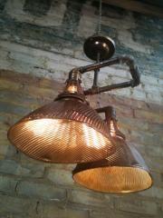 Industrial lighting design