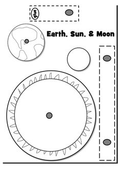 Solar System Projects For Kids, Solar System Activities, Moon Activities, Solar System Crafts, Enrichment Activities, Science Center Preschool, Science Games, Kindergarten Science, Elementary Science
