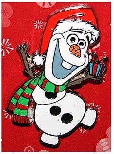 Frozen Olaf Christmas Holiday Trading Pin - Disney Parks Exclusive Disney http://www.amazon.com/dp/B00PC4XXT4/ref=cm_sw_r_pi_dp_k-bWub1Z6FKDR