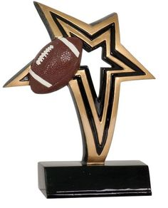 WHOLESALE Lot of 12 Football Trophy Award $5.99 ea. FREE Shipping NFR105