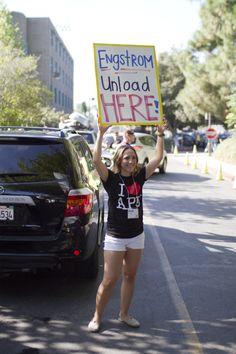 Move-in day! #iHeartAPU #AzusaPacific