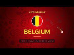 Belgium at UEFA EURO 2016 in 30 seconds - YouTube
